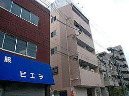 兵庫県西宮市今津水波町の賃貸マンションの外観