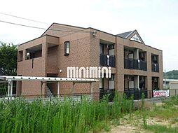 マナ・ハウス[2階]の外観
