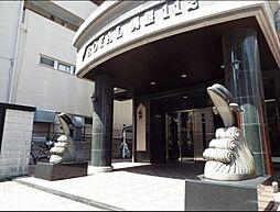 福岡県福岡市博多区綱場町の賃貸マンションの外観
