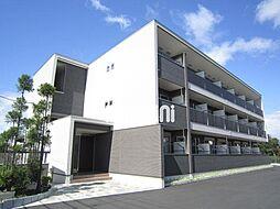 三重県伊賀市生琉里の賃貸アパートの外観
