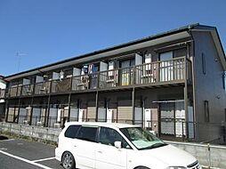 神奈川県川崎市中原区上小田中2丁目の賃貸アパートの外観