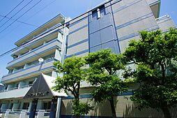 宮城県仙台市宮城野区銀杏町の賃貸マンションの外観