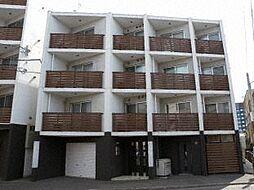 北海道札幌市中央区北十一条西15丁目の賃貸マンションの外観