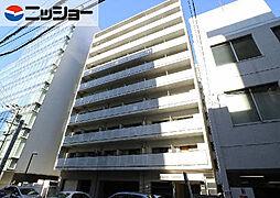 CK錦レジデンス[6階]の外観