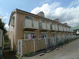 千葉県船橋市行田町の賃貸アパートの外観