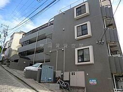 スカイコート横浜弘明寺[3階]の外観