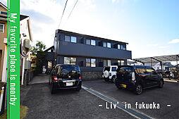福岡県福岡市城南区七隈5丁目の賃貸アパートの外観