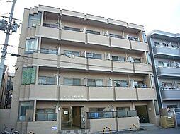 京都府京都市山科区勧修寺縄手町の賃貸マンションの外観