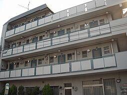グロリアスマンション[202号室]の外観