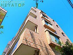 愛知県名古屋市瑞穂区浮島町の賃貸マンションの外観