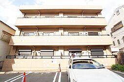 大阪府大阪市阿倍野区松虫通3の賃貸マンションの外観