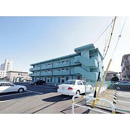 静岡県焼津市柳新屋の賃貸マンションの外観