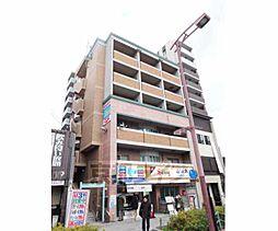 京都府京都市山科区安朱中小路町の賃貸マンションの外観