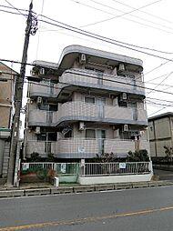 神奈川県相模原市中央区共和1丁目の賃貸マンションの外観
