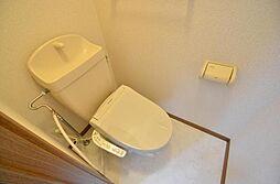サンパティークIIのトイレ