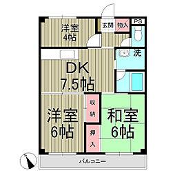 本郷台駅 8.6万円