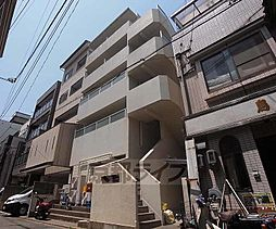 京都府京都市東山区分木町の賃貸マンションの外観