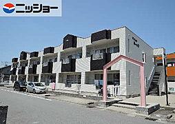 マンションルイール21[1階]の外観