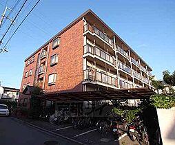 京都府城陽市平川の賃貸マンションの外観