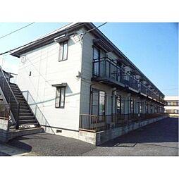 久保田ハイツ1号館[112号室]の外観