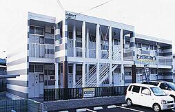 大阪府交野市大字星田の賃貸アパートの外観