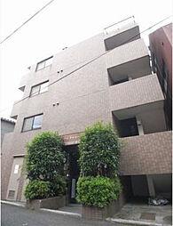 東京都新宿区百人町2丁目の賃貸マンションの外観