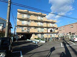 田島マンション[3階]の外観
