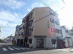 大阪府大阪市旭区新森3丁目の賃貸マンションの外観