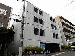 神奈川県川崎市麻生区上麻生1丁目の賃貸マンションの外観