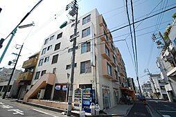 中駒新栄レオンビル[5階]の外観