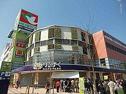 愛知県名古屋市緑区鳴海町字三王山の賃貸マンションの外観