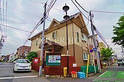 ホーユーハウス大沢[2階]の外観