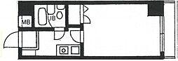 ケヤキアレイ[3階]の間取り