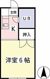 【敷金礼金0円!】向ノ岡ハイツ2号棟
