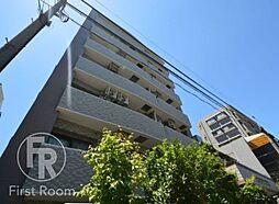 東京都世田谷区三宿1丁目の賃貸マンションの外観