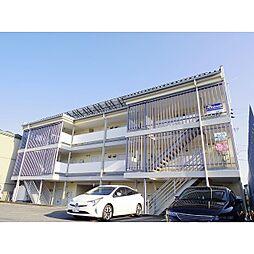 コーポT&T吉田[3階]の外観