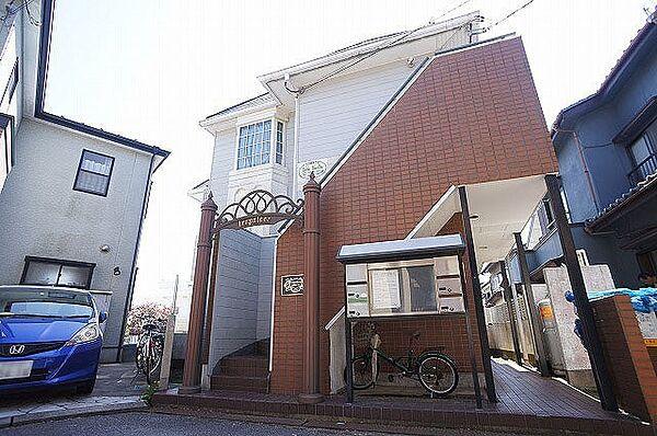 Casa Bonito[1階]の外観
