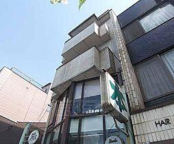 京都府京都市東山区五丁目西海子町の賃貸アパートの外観