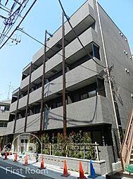 東京都品川区荏原1丁目の賃貸マンションの外観