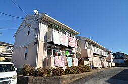 千葉県千葉市緑区おゆみ野6丁目の賃貸アパートの外観