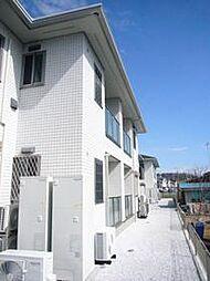 オーチャード・アパートメント B[204号室号室]の外観