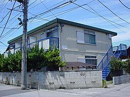 コーポ須賀[2階]の外観