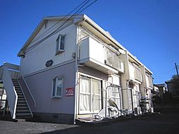 アネックス飛田和B棟[202号室]の外観
