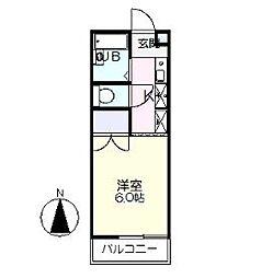 ドルフG8[2階]の間取り