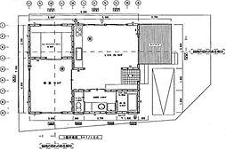 東金市上谷 県道138号線近く 自然素材の平屋住宅