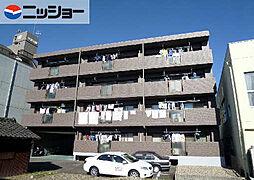 シャンポールKitou[3階]の外観