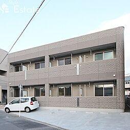 ハピネスC・K[2階]の外観