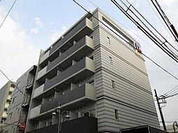 スカイコート世田谷等々力WEST[6階]の外観