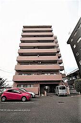 埼玉県さいたま市岩槻区東岩槻4丁目の賃貸マンションの外観