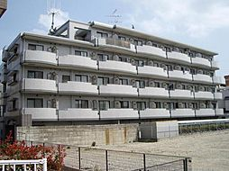 神奈川県横浜市港北区樽町2丁目の賃貸マンションの外観